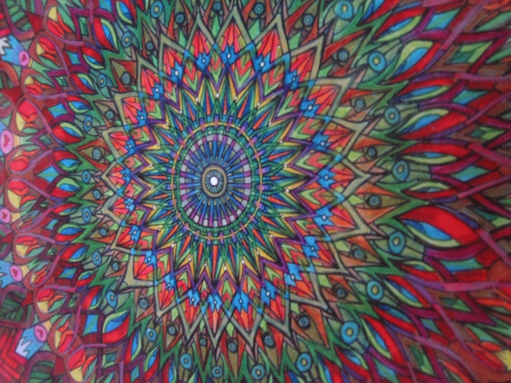 Mandala Magic – Teaching Kids About Meditation