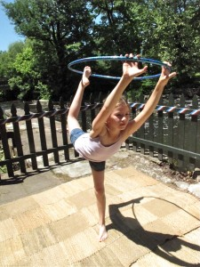 My Favourite Yoga Prop – Hoop Yoga