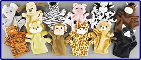 My Favourite Yoga Prop – Puppets