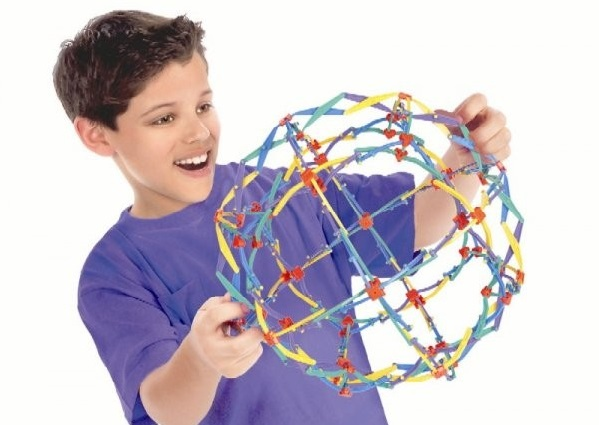 My Favourite Yoga Prop – Hoberman Sphere