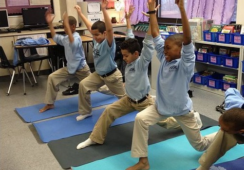 Newark Yoga Movement: Bringing Yoga to Every Child