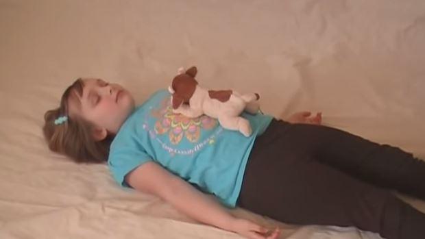 Pranayama for Kids: Swimming Stuffies
