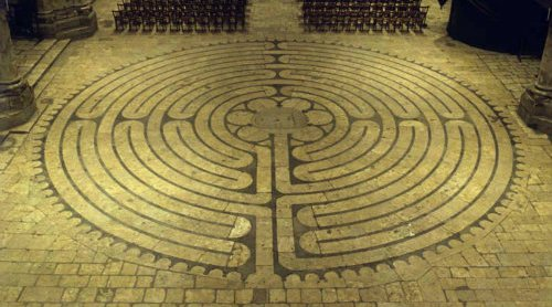 Labyrinths in the Classroom: A Cross Curricular Learning Tool