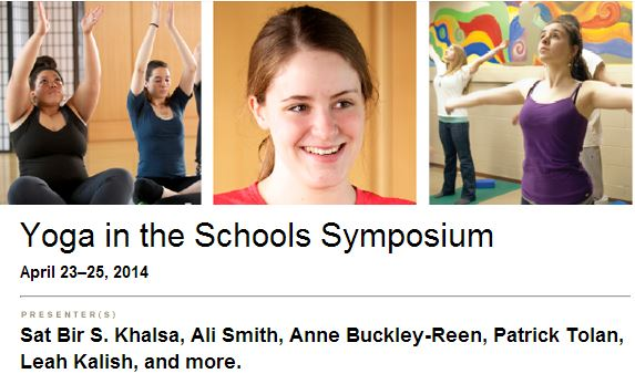 Yoga in Schools Symposium Live from Kripalu