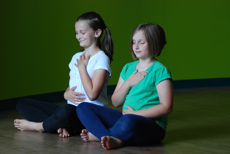 The Joy of Breathing: Pranayama for Kids and Teens