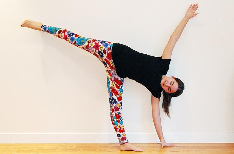 Help! My Highschool PE Class Wants to do Yoga
