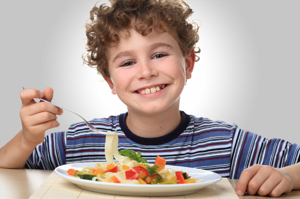 Don't Rush Your Kids Mindful Eating Key to Maintaining a Healthy Weight