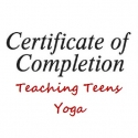 Teaching Teens Yoga Certificate