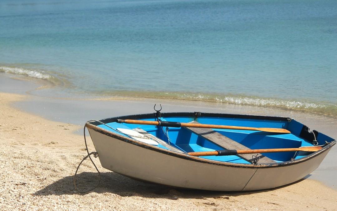 Boat pose – Navasana