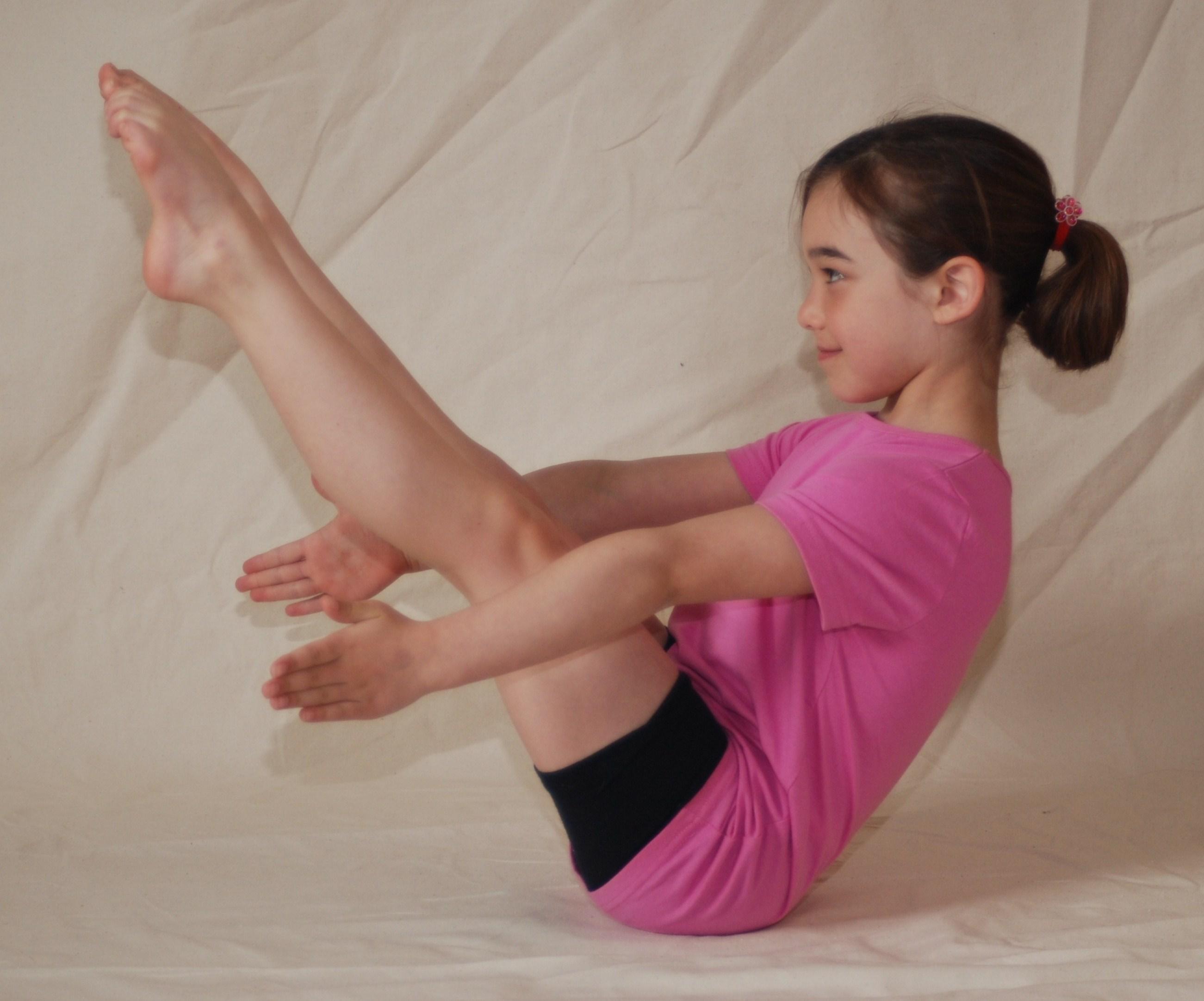 Yoga Core Strength Exercises