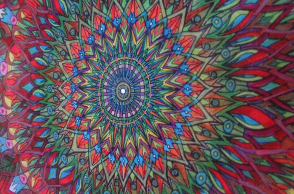 Mandala Magic – Teaching Kids About Meditation