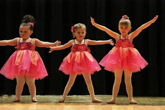 Kids Yoga Poses – Dancer Pose – Natarajasana