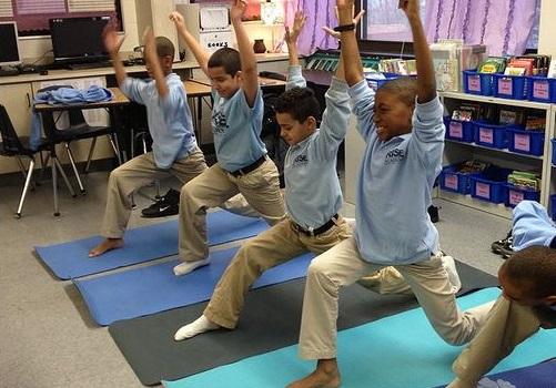 Newark Yoga Movement: Bringing Yoga to Every Child