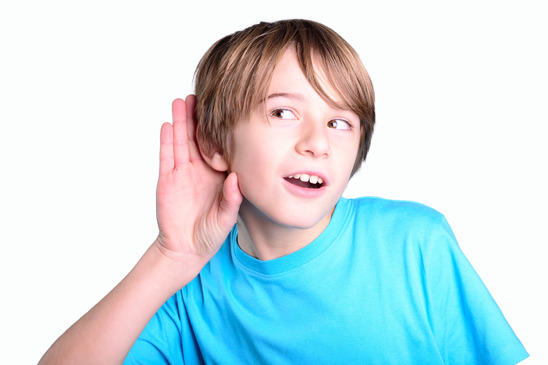 Do You Hear What I Hear? Mindfulness Games for Kids