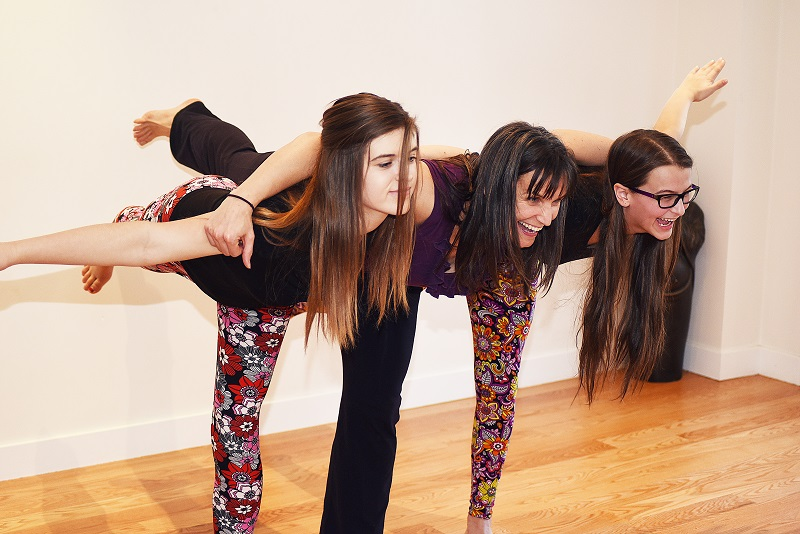 Yoga And Friends Yoga In My School