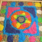 patterning w circles, squares & stars