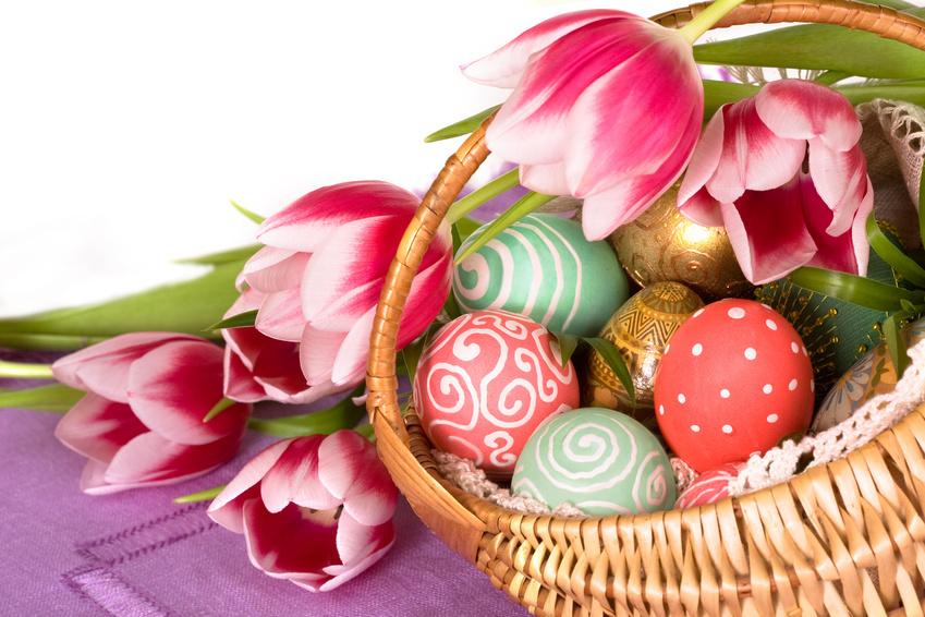 Easter Kids Yoga Lesson Celebrates Spring