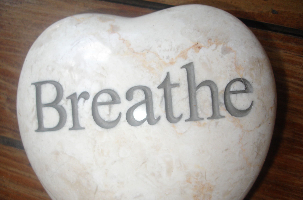 Gratitude Mindful Breathing