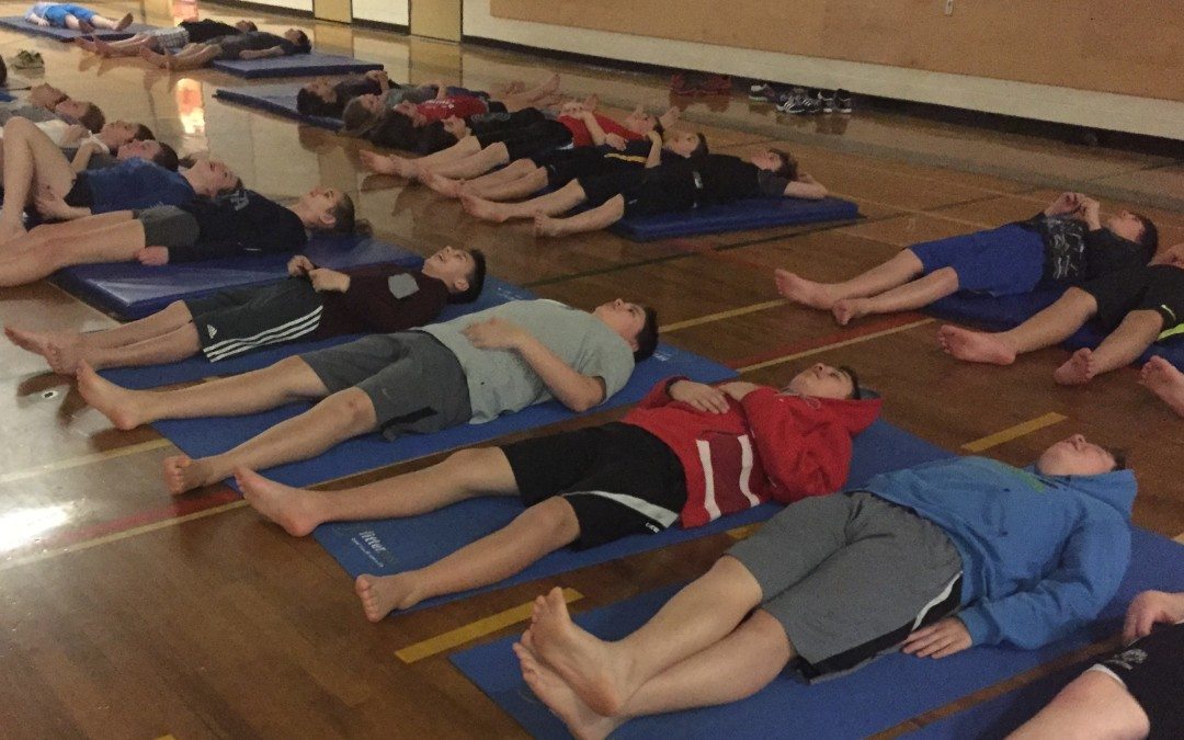 Yoga Nidra Script for Teens and Tweens