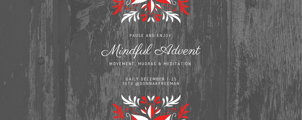 Mindful Advent: Daily Dose of Peace and Calm